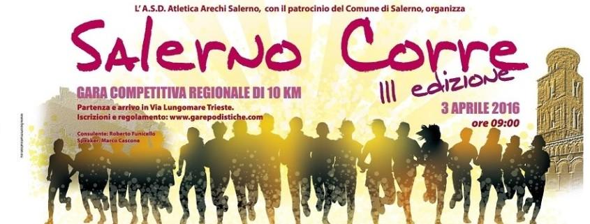 Salerno corre - terza edizione