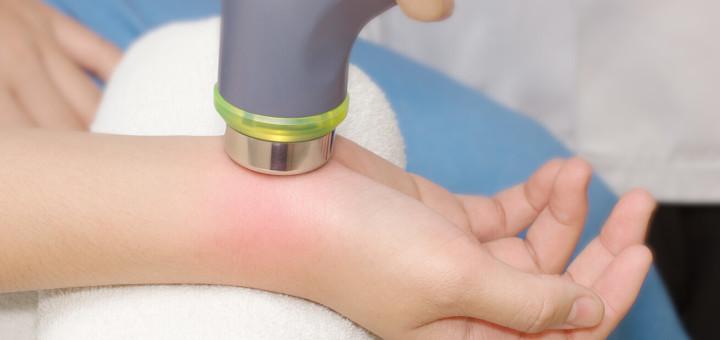 ultrasuonoterapia Salerno